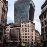 canary wharf facts the group constructed the walkie talkie building at 20 fenchurch street