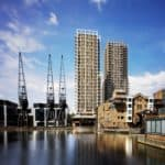 glengall quay millharbour development